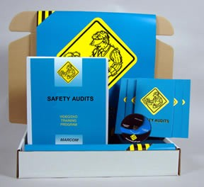 Safety Audits Safety Meeting Kit