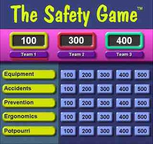Office Safety - Safety Game