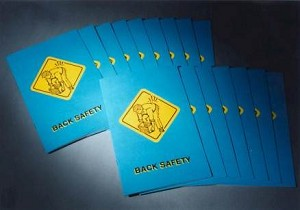 Industrial Ergonomics Booklets