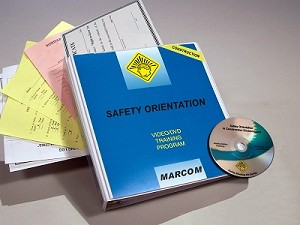 Safety Orientation in Construction Environments DVD Program